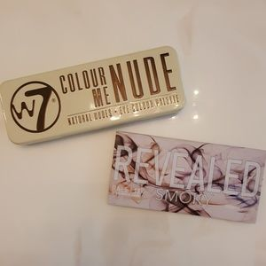 Other - Colour Me Nude & Revealed Smoky Pallete!